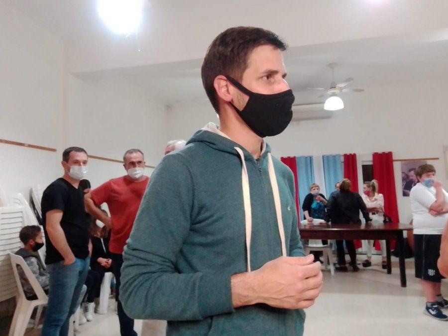 Leonardo Viotti (Juntos por el Cambio) fue el candidato más votado en Rafaela y se afianza como referente de la oposición.