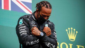 Fórmula 1: Hamilton buscará en Rusia igualar el récord de 91 victorias de Schumacher