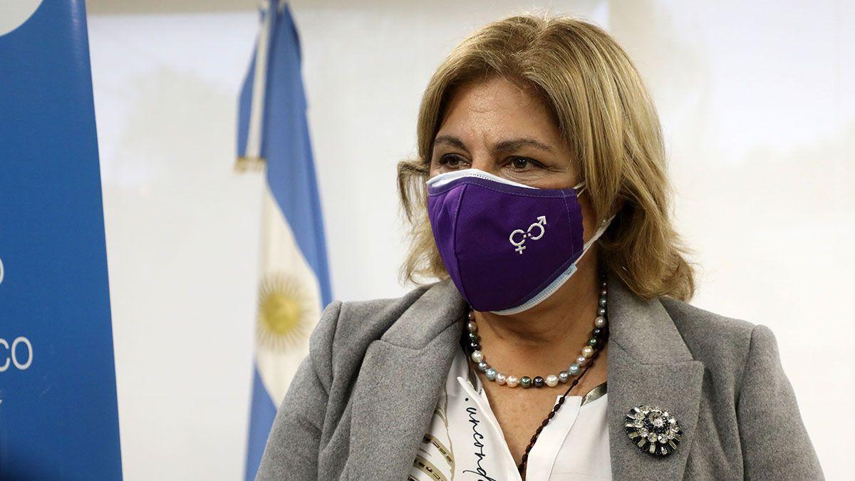 Sonia Martorano dio detalles de los temas abordados durante el encuentro virtual del Consejo Federal de Salud.