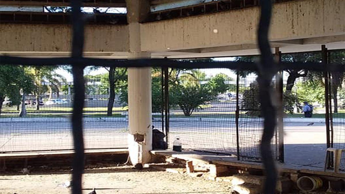 En 15 días se iniciarán tareas de saneamiento en El Palomar