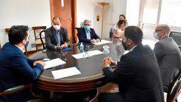 El secretario de Energía afirmó que seguirán con el diálogo para avanzar en las obras que contribuyan a mejorar la calidad de vida de los habitantes de cada provincia.