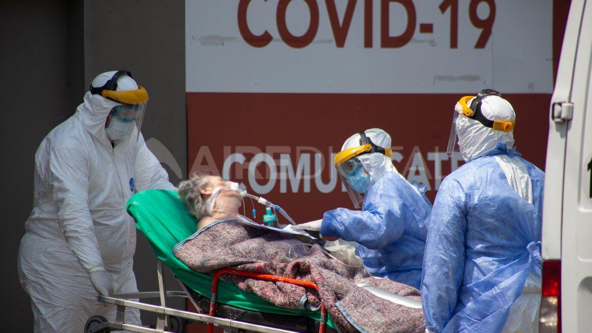 La ciudad registró 371 casos de coronavirus este sábado.