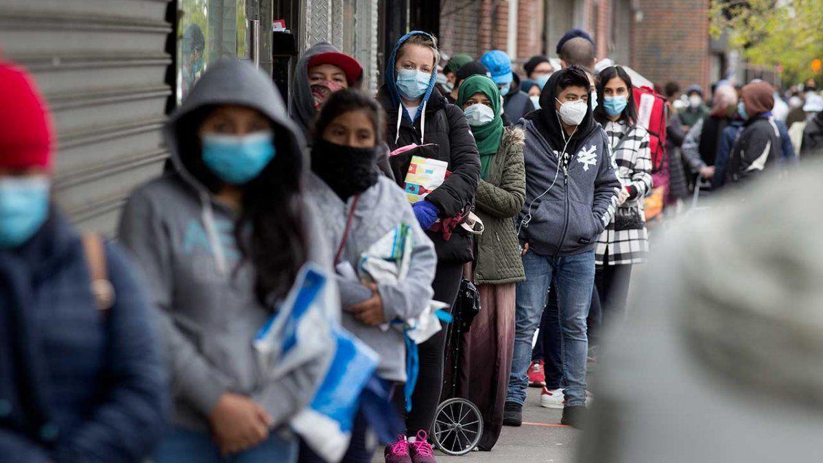 Según la OIT, América registra la mayor pérdida de empleos de mujeres por la pandemia