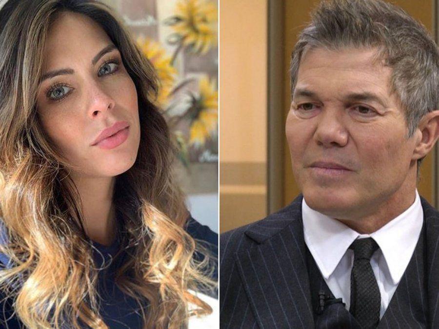 Barby Franco y la elocuente foto tras la confirmación de su separación con Fernando Burlando