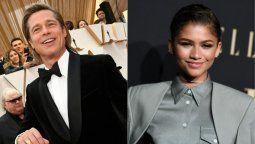 altText(Brad Pitt y Zendaya se suman a los Oscar como presentadores)}