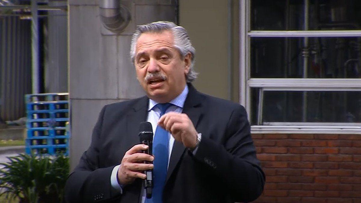 El presidenteAlberto Fernándezencabezará este miércoles la presentación delPlan Nacional deConectividad.