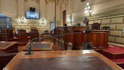 La cámara de Senadores tiene entre sus preferencias tratar la próxima sesión los beneficios impositivos para los sectores afectados por las restricciones de la pandemia.
