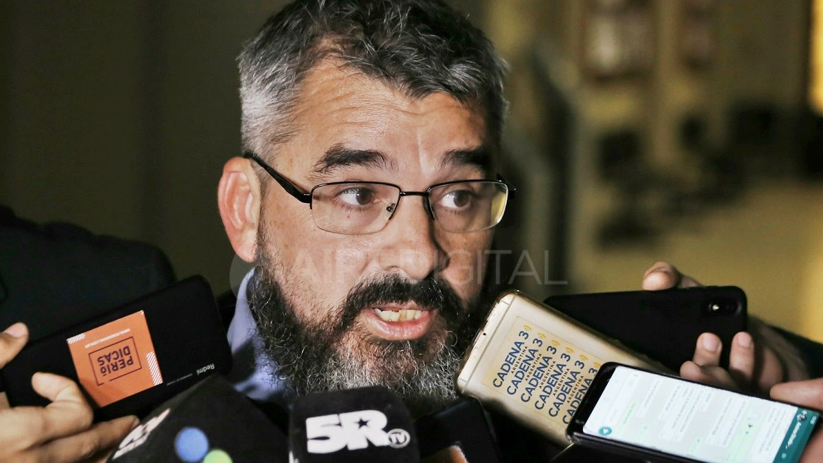 El fiscal Marchi investigó el suceso y solicitó la medida cautelar para el imputado.