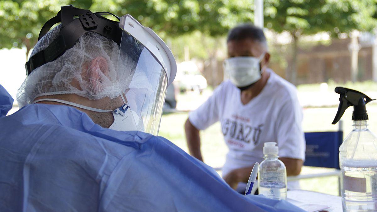 La Provincia sumó 56 casos de coronavirus este sábado y cinco de ellos son de la ciudad de Santa Fe.