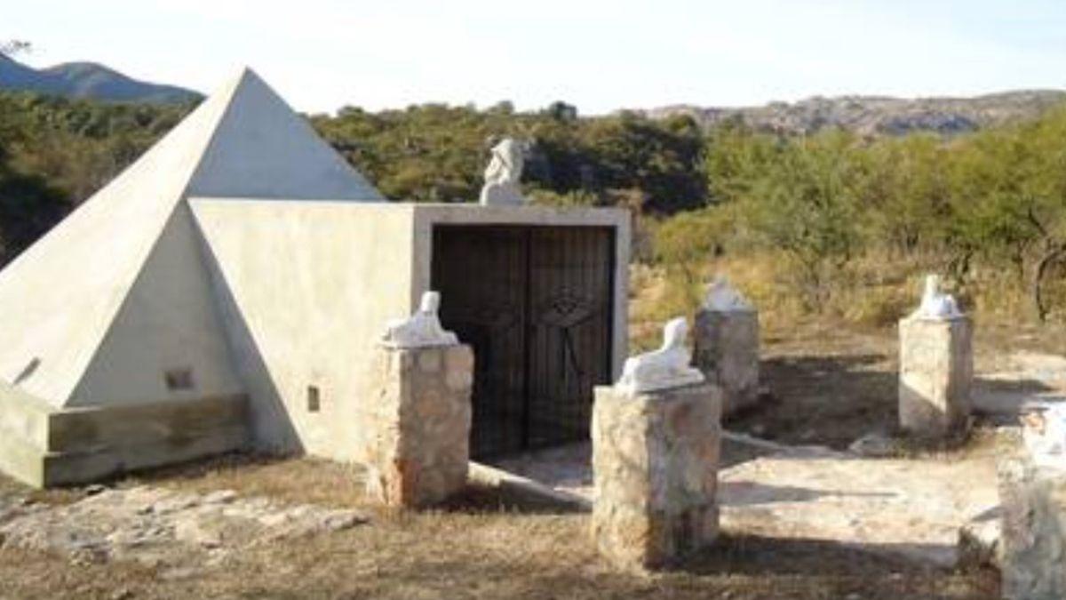 Uno de los santuarios utilizados por la organización.