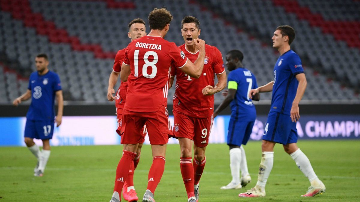 Los bávaros ya se encuentran entre los ocho mejores de Europa.