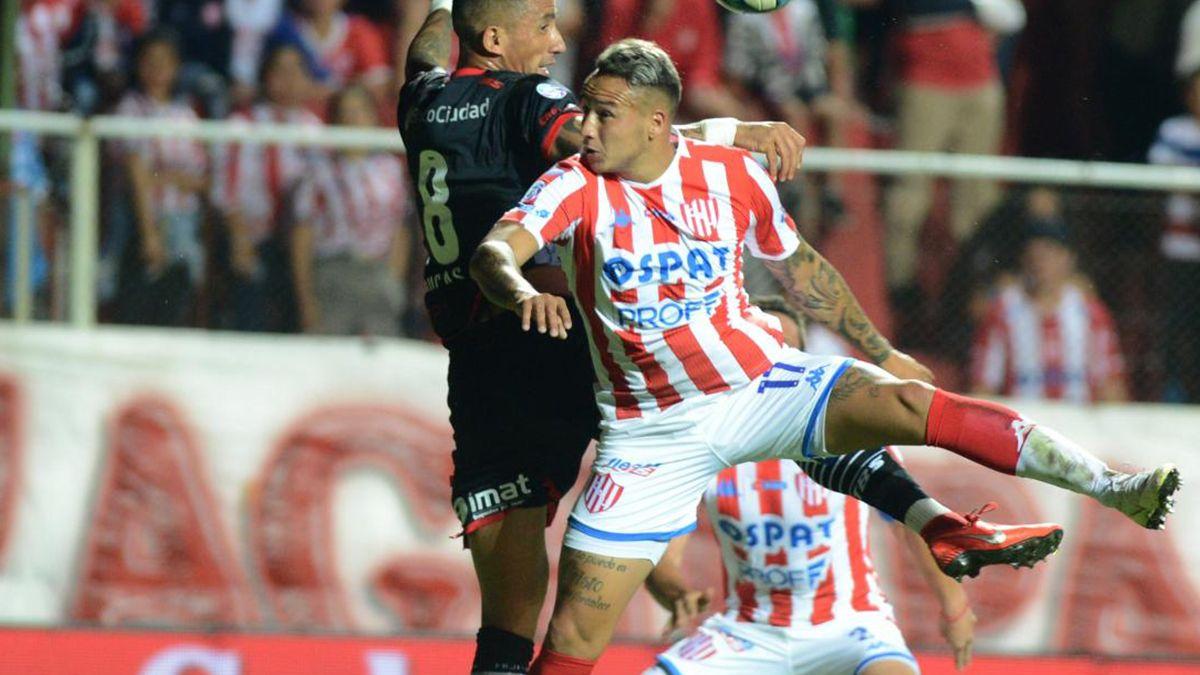 Brian Blasi dio positivo de coronavirus y no podrá jugar con Unión el Clásico Santafesino ante Colón por la Copa de la Liga.