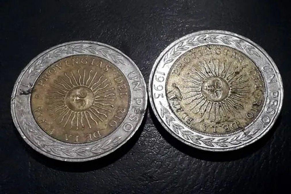 Desde el Centro Numismático de Santa Fe aclararon que el valor de la moneda viralizada no es de 15.000 pesos.