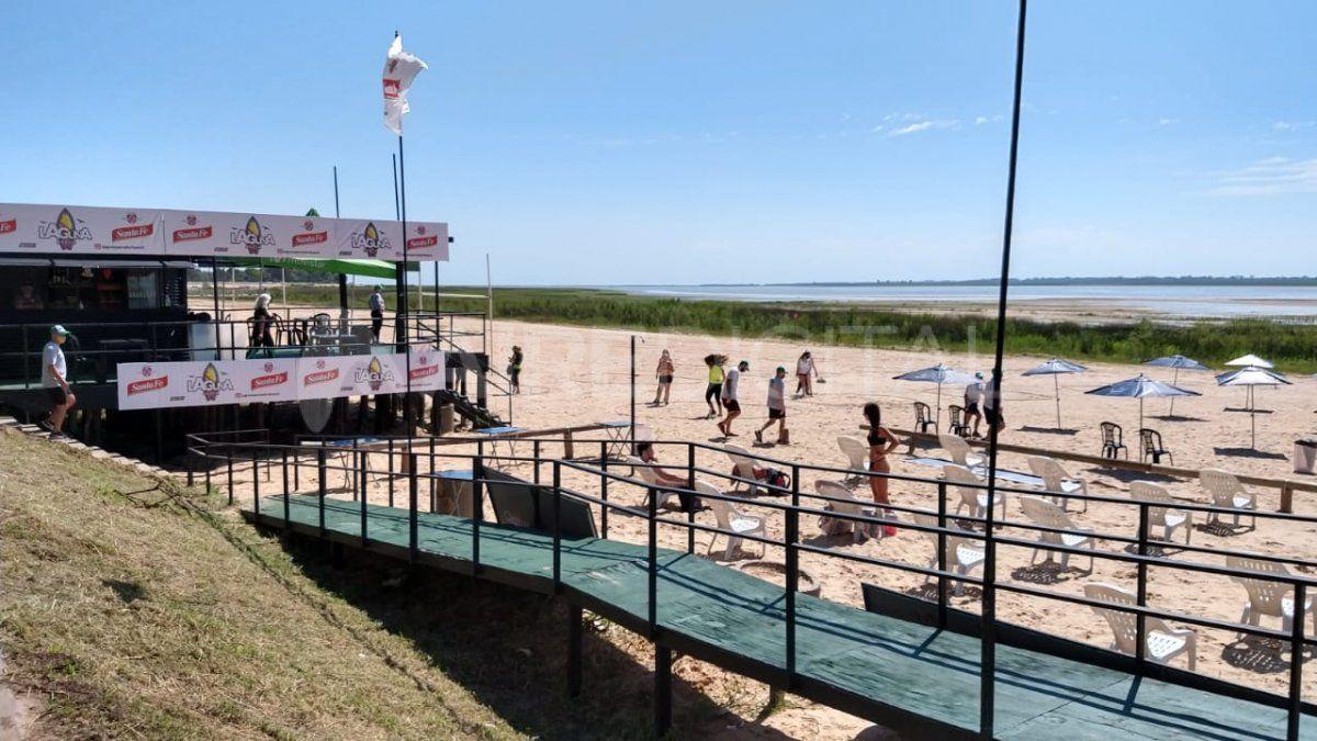 Santa Fe inauguró la temporada de verano