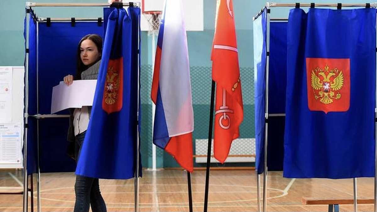 Las elecciones en Rusia fueron entre el 17 y el 19 de septiembre.