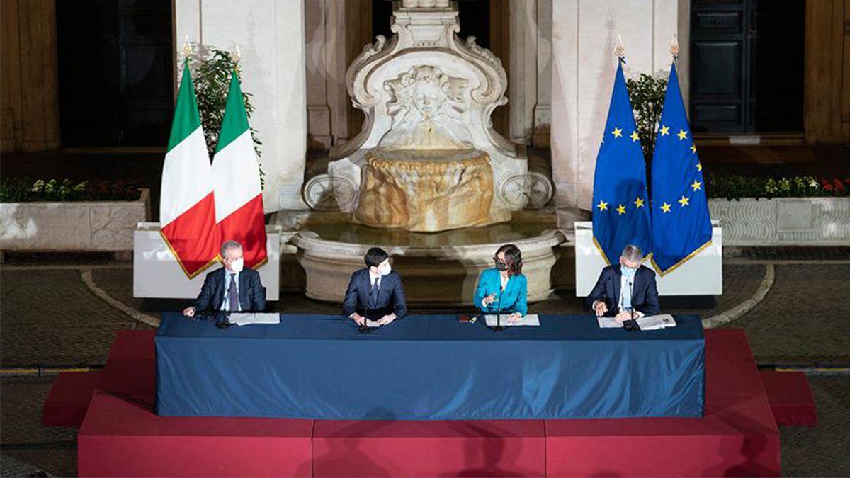 Italia extiende las restricciones en todo el país hasta Pascua para frenar los contagios