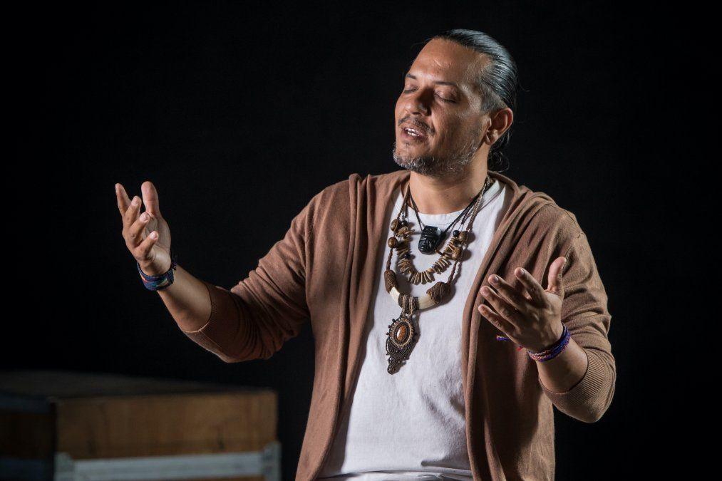 El Indio Lucio Rojas llega a Paradiso Puerto en una renovada peña folklórica