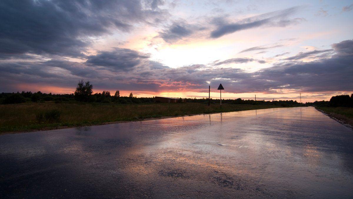 Las lluvias alcanzaron a buena parte de la región pampeana y dejaron 30 mm en promedio sobre la región núcleo.