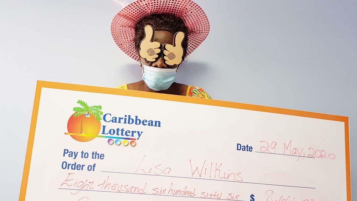 Una mujer ganó por segunda vez la lotería con las fechas de cumpleaños de sus hijos