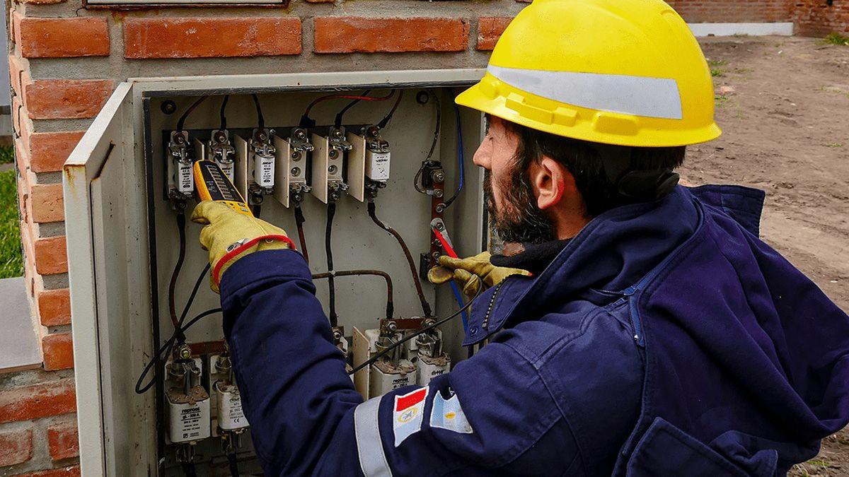 Este Domingo se registró un recor de consumo de electricidad para esos días en la provincia.
