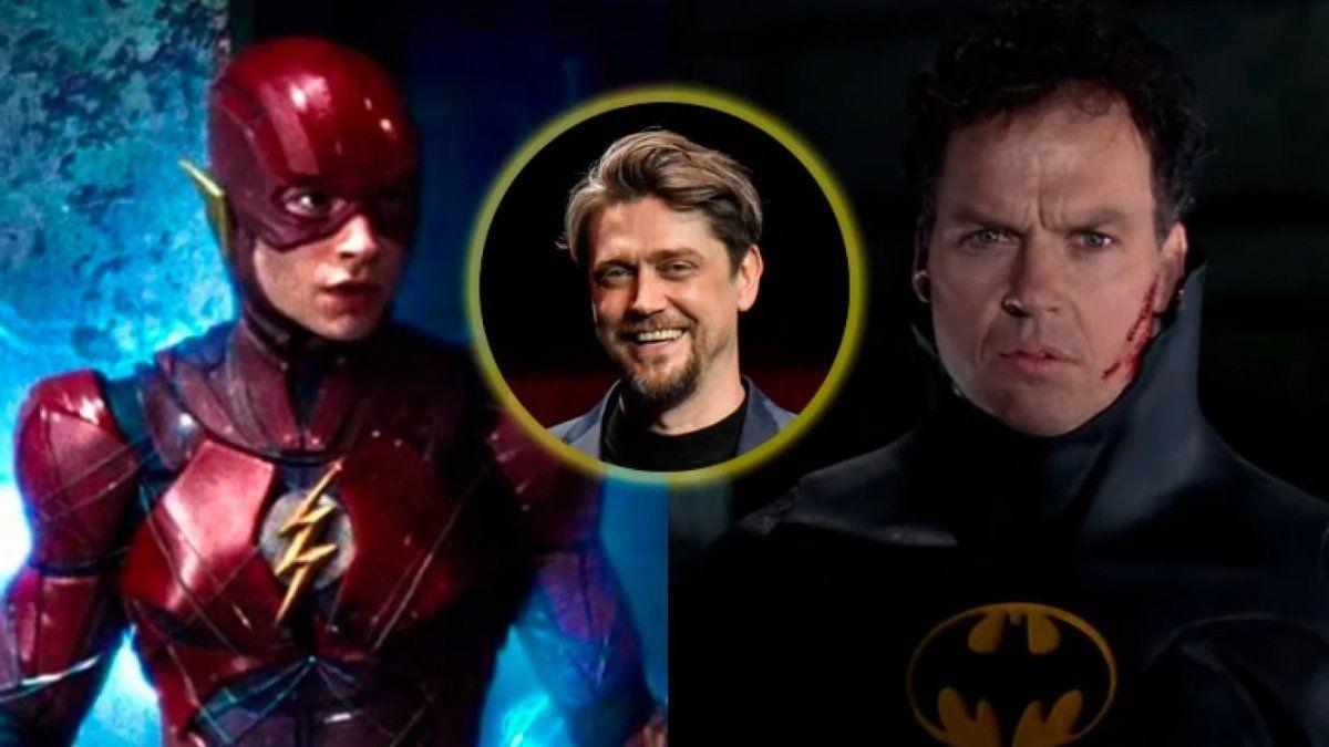 Los Muschietti advierten sorpresas en un The Flash que reinicia todo