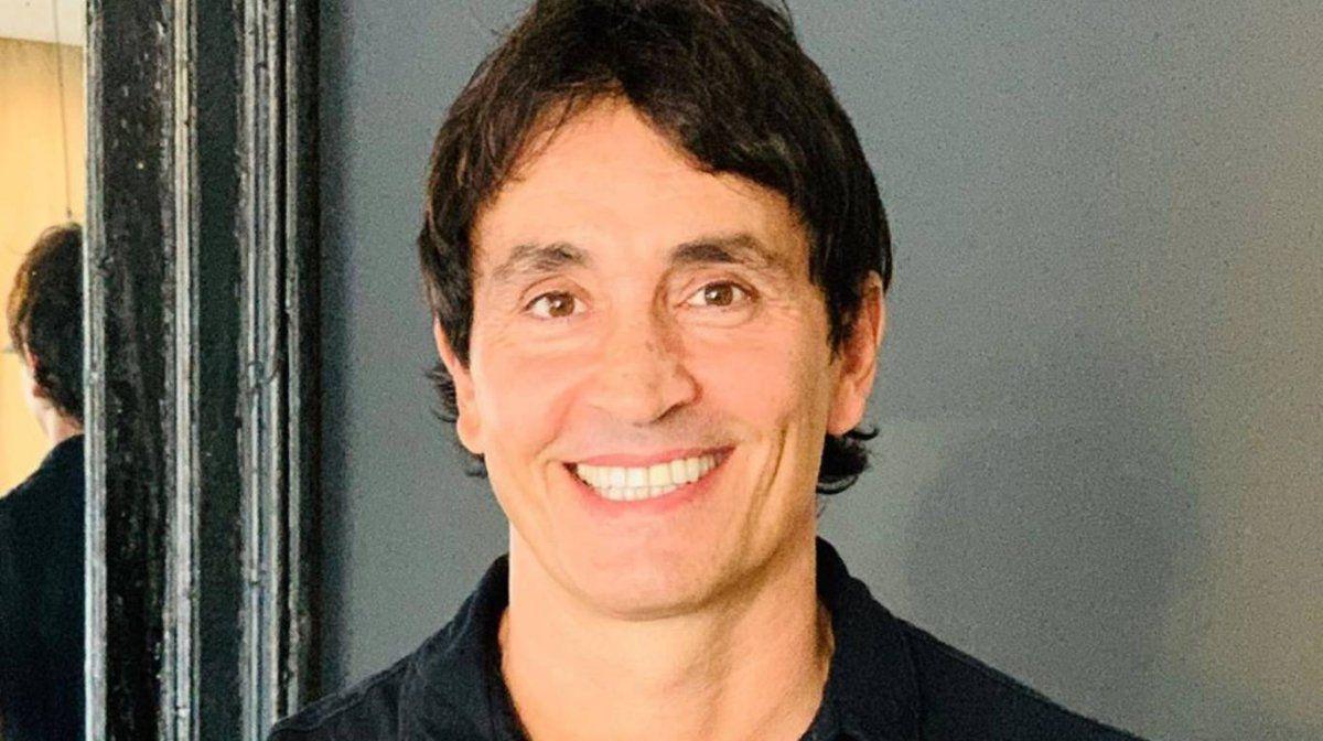 Sebastián Estevanez sorprendió a sus seguidores con una imagen desgarradora.