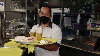 Alerta por el incumplimiento de protocolos en algunos bares y restaurantes