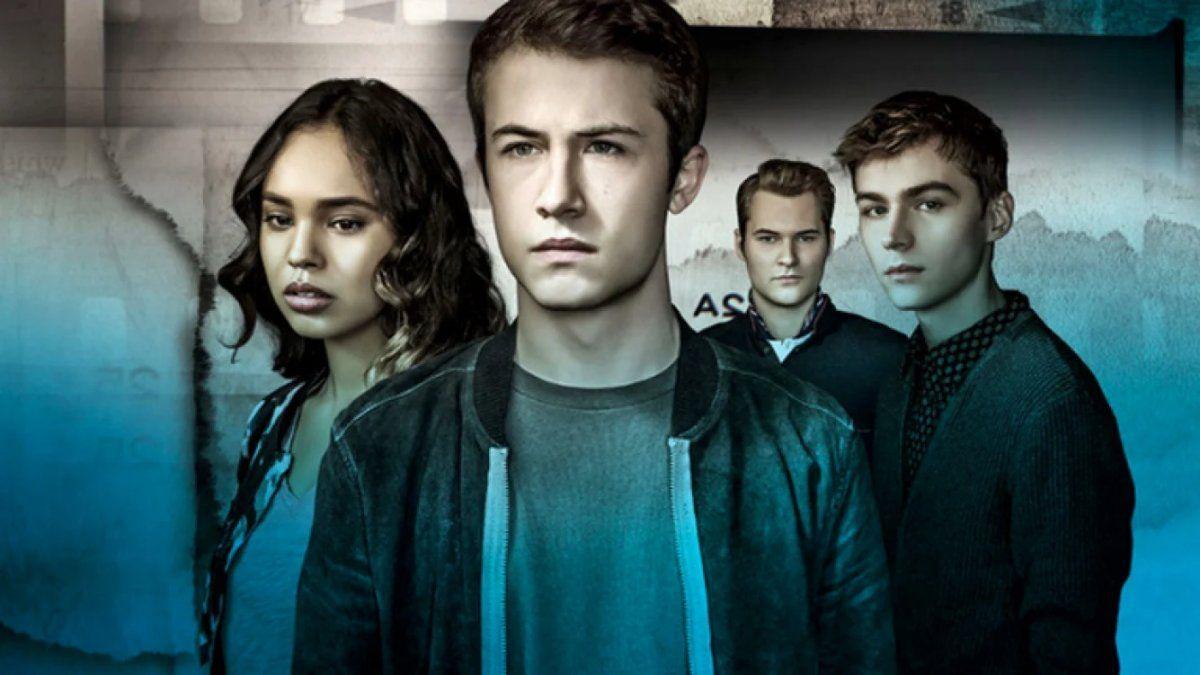 Uno de os actores de la serie 13 Reasons Why sorprendió con su relato en redes.