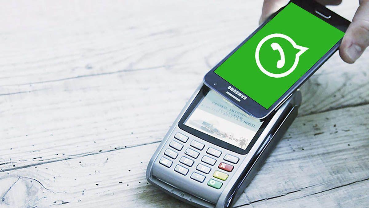 WhatsApp ahora permite pagar desde la aplicación