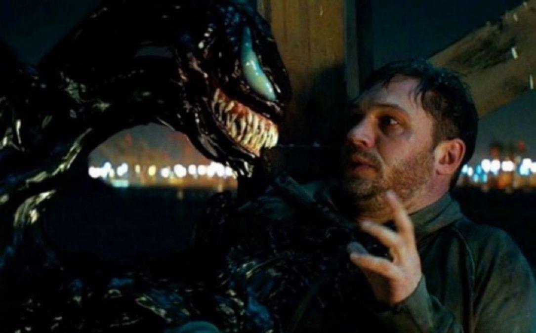 Tom Hardy vuelve a encarnar a Venom en la secuela y Sony revela su primer tráiler.