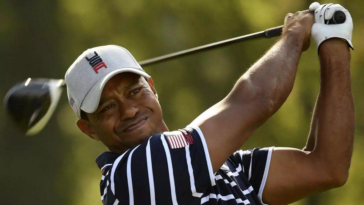 Tiger Woods tuvo que ser intervenido quirúrgicamente luego del accidente que sufrió en Los Ángeles.