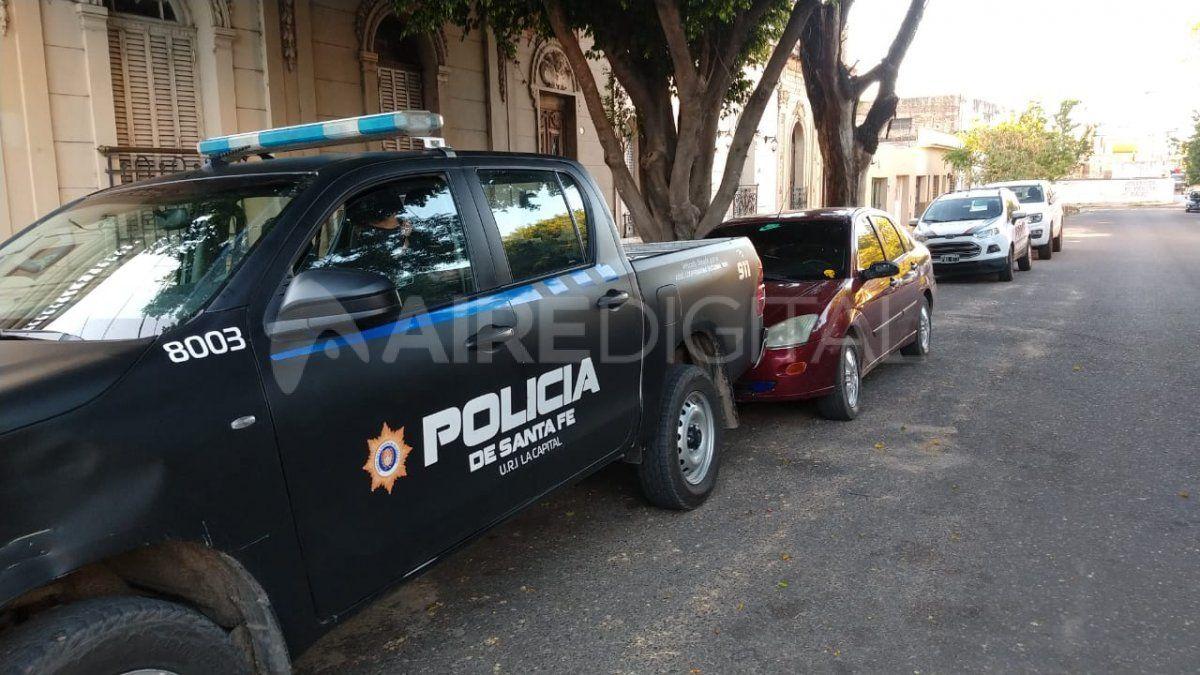 Barrio Candioti: golpearon a un hombre y a su pareja embarazada cuando llegaban de trabajar