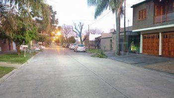 Agustín Delgado 1700: una violenta entradera se produjo el jueves por la noche en una casa del barrio Sargento Cabral