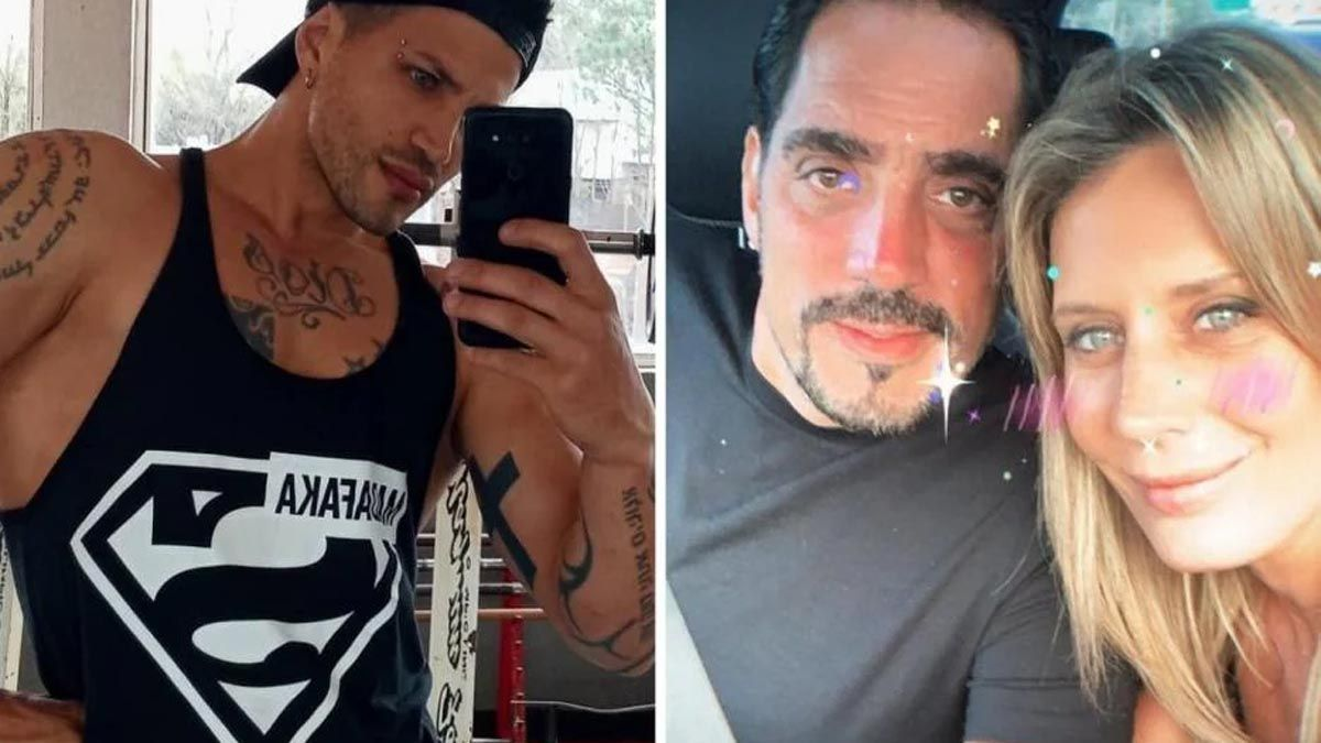 Rodrigo Díaz se metió en la pelea de Rocío Marengo y Eduardo Fort: Se les cayeron las caretas