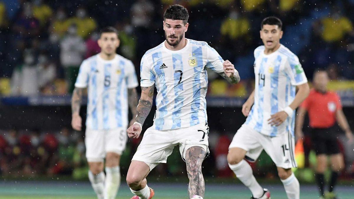 Argentina tendrá dos árbitros brasileños y uno chileno en la triple fecha de Eliminatorias
