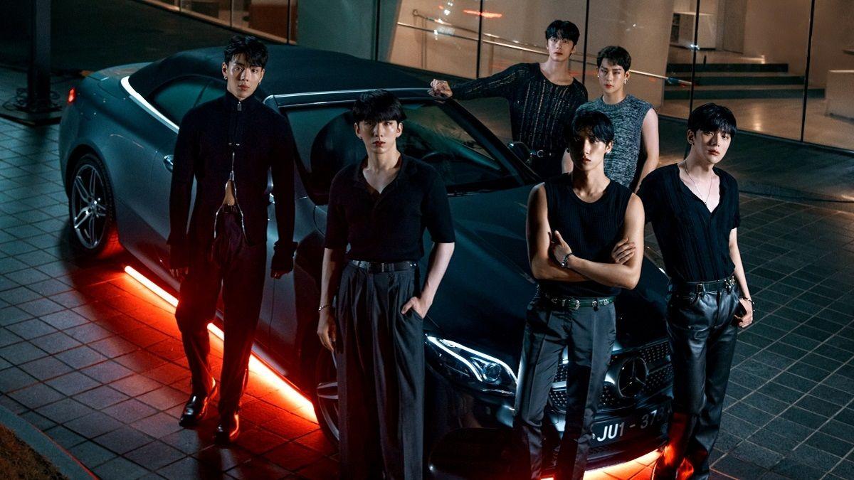 El talentoso grupo de Kpop
