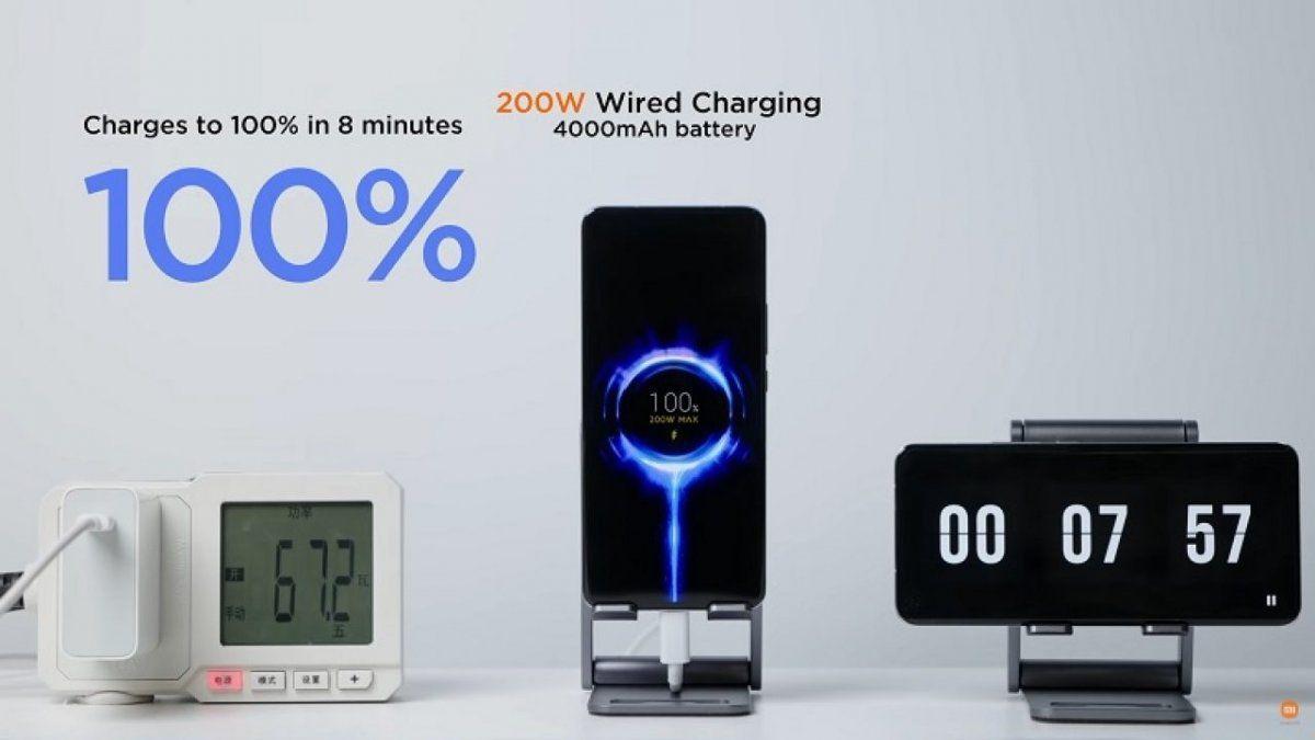 Xiaomi confesó que su nuevo sistema de carga puede drenar la vida útil de la batería rápidamente.