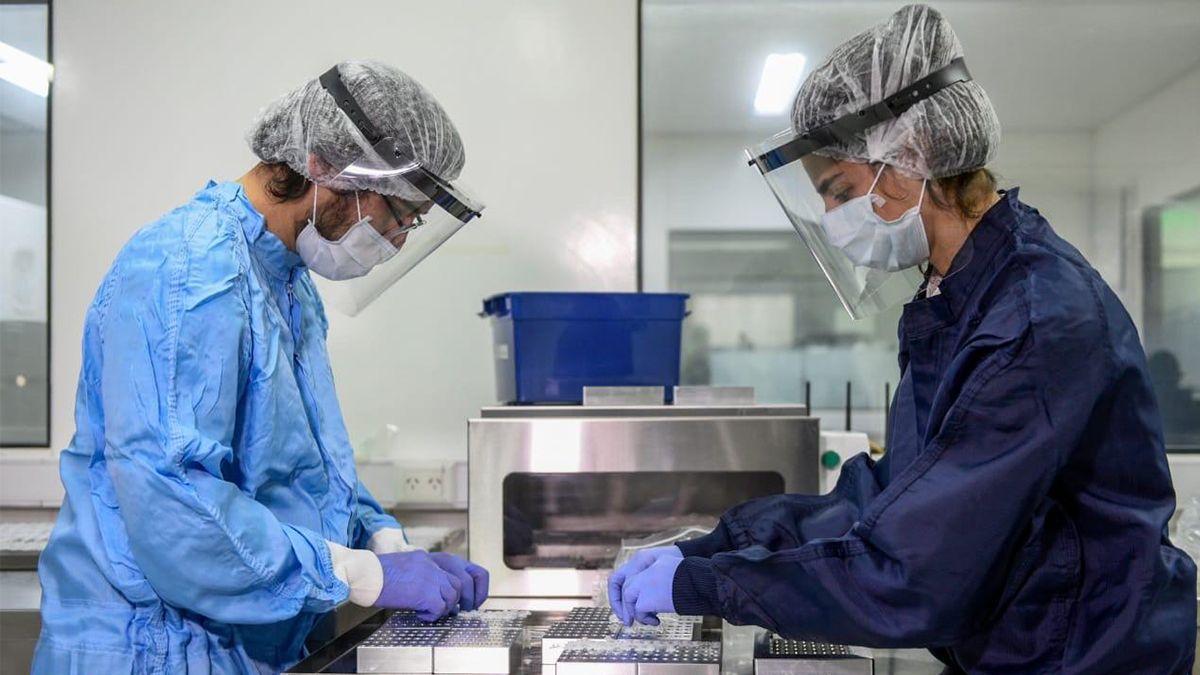 En las últimas 24 horas fueron realizados 20.544 testeos y desde el inicio del brote se realizaron 2.260.058 pruebas diagnósticas para covid