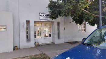 La dependencia está ubicada en el barrio Santa Rosa de Lima