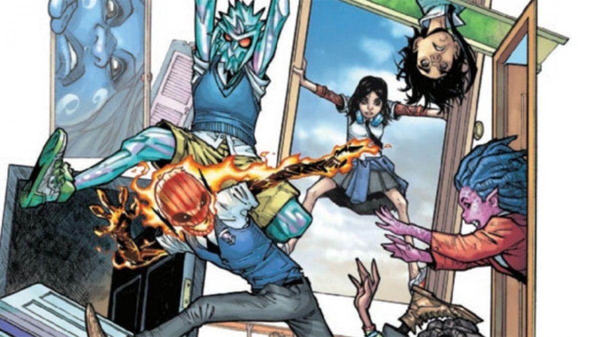 Disney+ y Marvel se podrían unir para adaptar Strange Academy.