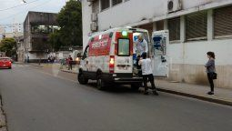El hecho se registró sobre calle 4 de Enero, en inmediaciones del municipio y a escasa distancia del local en el que trabajaba Julio Cabal cuando murió.