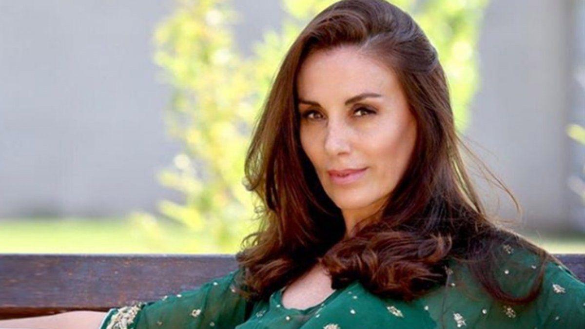 Viviana Saccone denunció a su ex marido por violencia económica.