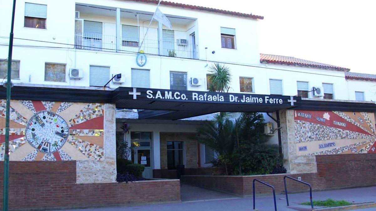 Hospital Jaime Ferré de Rafaela.