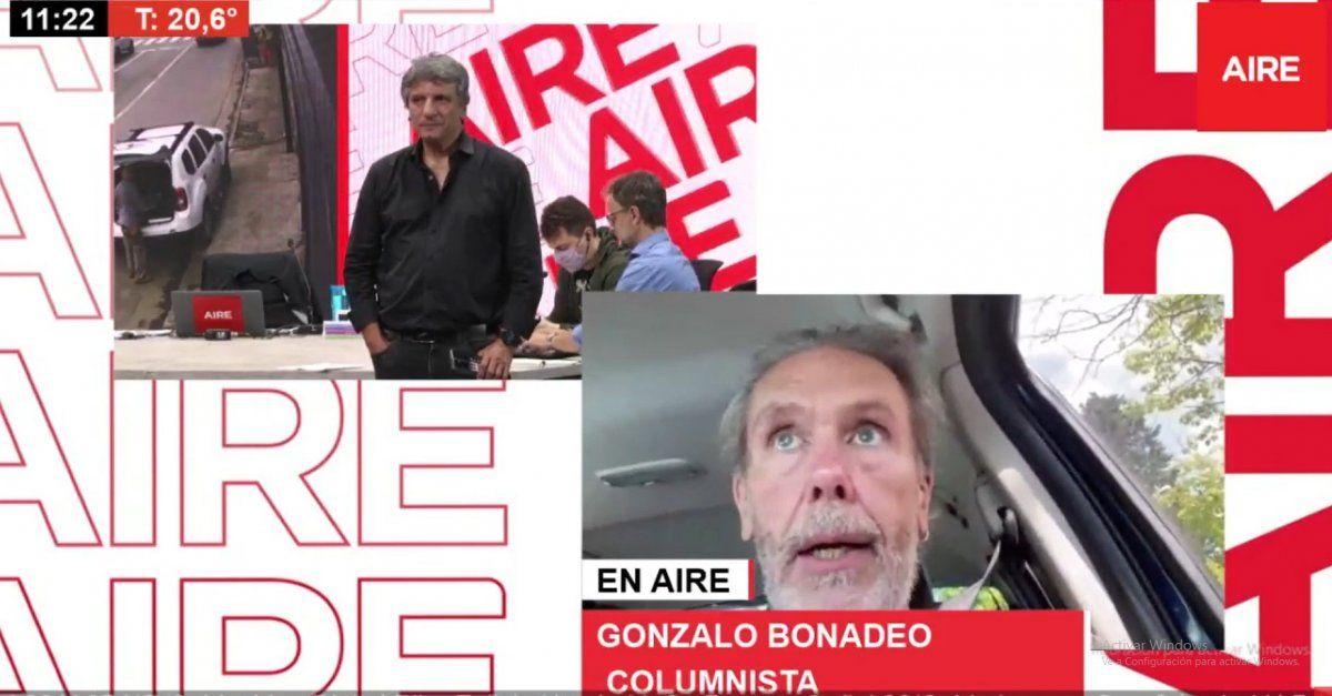 Gonzalo Bonadeo analizó la actualidad de la Selección Argentina en la previa al partido contra Perú por Eliminatorias.