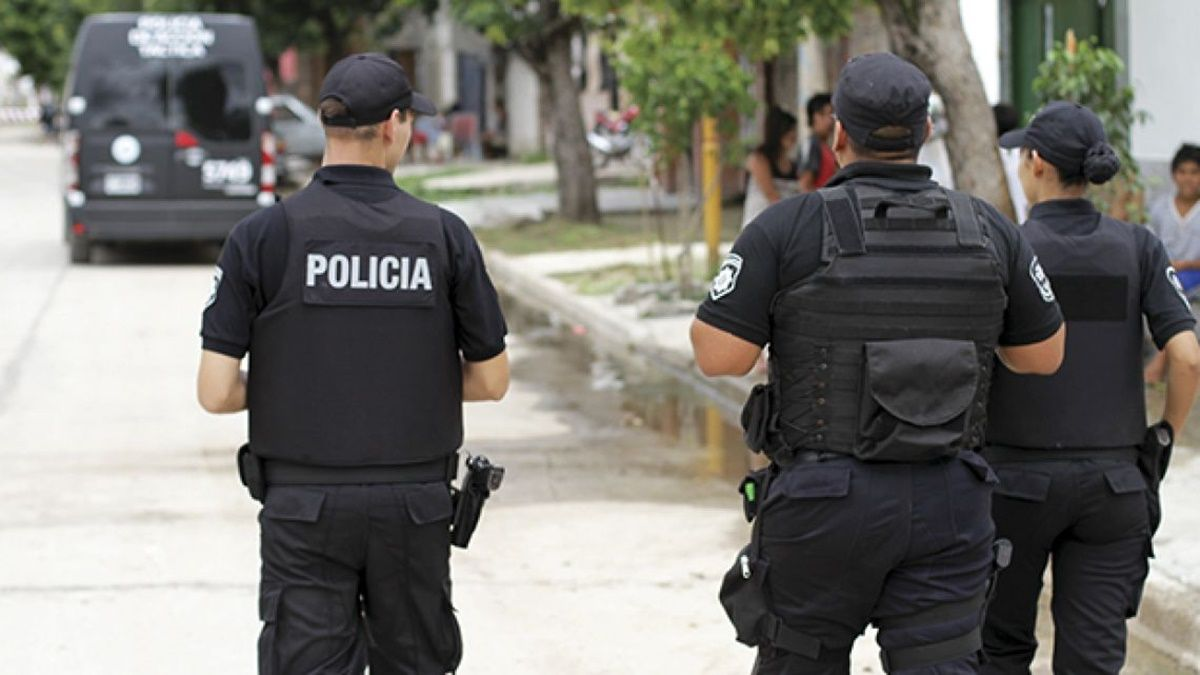 El pago a la policía fue confirmada por altas fuentes del gobierno de Santa Fe