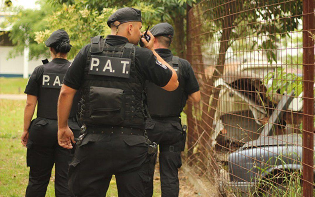 La Policía de Acción Táctica integra el área dedicada a la prevención y actúa frente a situaciones específicas.