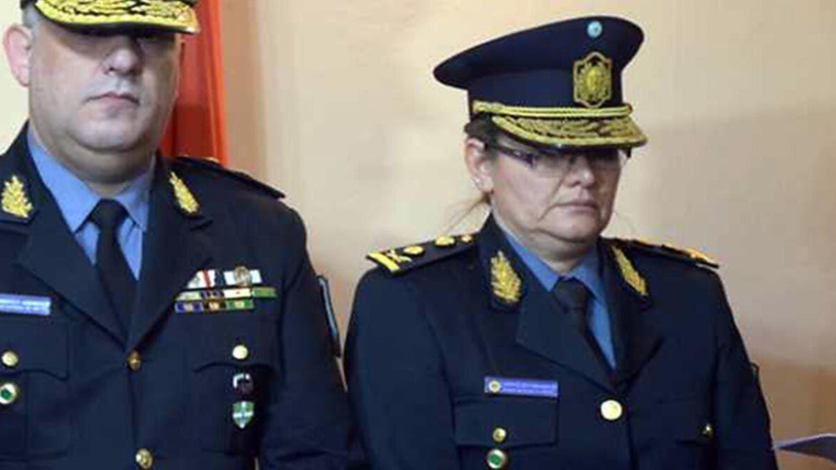 Ernesto Andriozzi asumió como jefe de la Unidad Regional XVII el 19 de octubre de 2015.