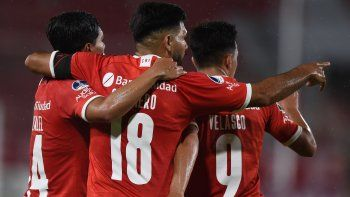Independiente cerró la serie como local y está en cuartos de final