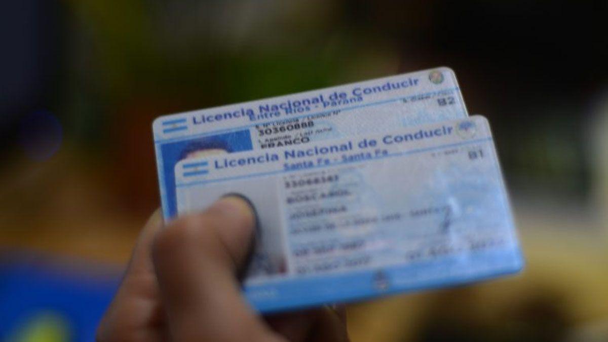 Los vecimientos de las licencias de todo tipo fueron prorrogados y los turnos para quienes las deban sacar por primera vez