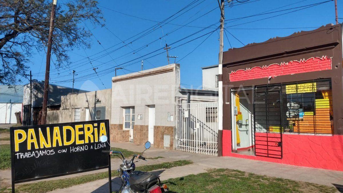 Robaron en una panadería ubicada en Facundo Zuviría 6900